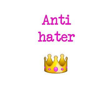 Anti Hater by Kitsune-Chan