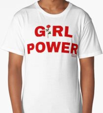 Girl Power Long T-Shirt