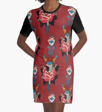 The Remnant  Graphic T-Shirt Dress