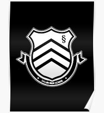 Shujin Emblem Poster
