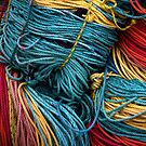 Piles of Color by Steve Kaiser