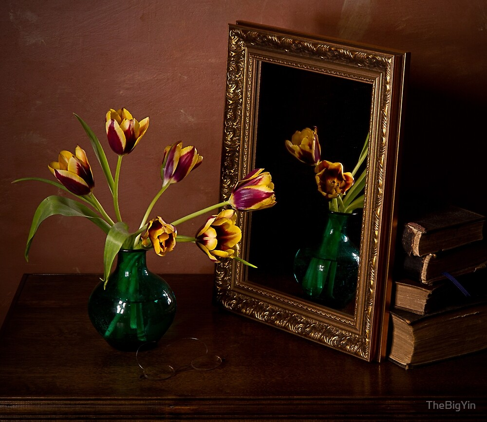 Floral Vanity by TheBigYin