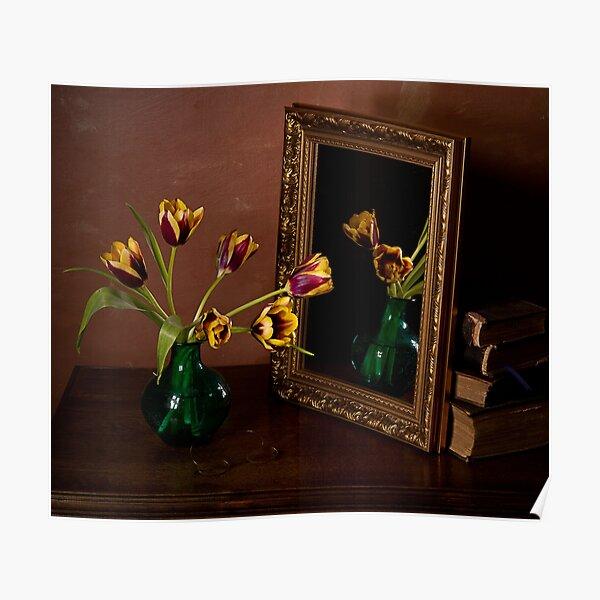 Floral Vanity Poster
