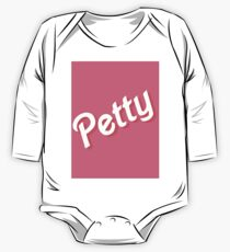 pink petty One Piece - Long Sleeve