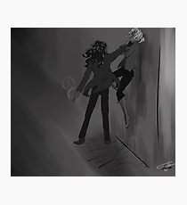gimme that tyki v neah scene Photographic Print
