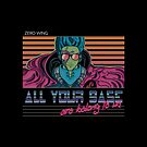 «RETRO All Your Base Are Belong To Us» de refritomix