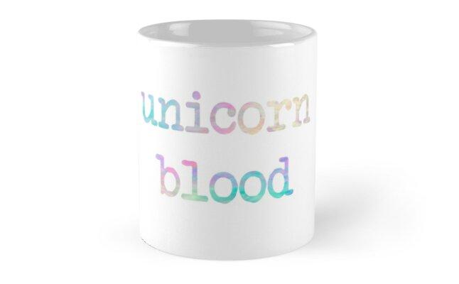 Unicorn Blood  by Kitsune-Chan