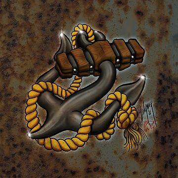Twisted Anchor by Steve-Varner
