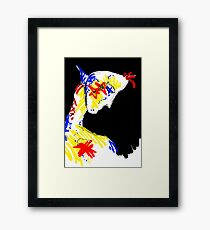 primary disposition Framed Print