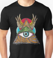 LITTLE ILLUMINATI Unisex T-Shirt