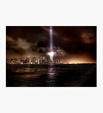 911 Waterfront Photographic Print