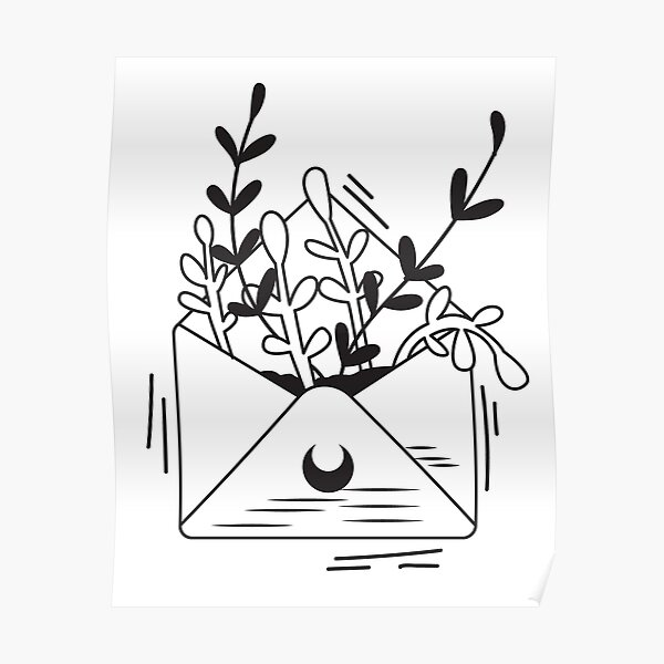 Envelope of Herbs  Poster