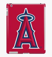 anaheim angels iPad Case/Skin