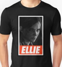 "The Last Of Us Part 2 ""Obey Ellie"" Unisex T-Shirt"