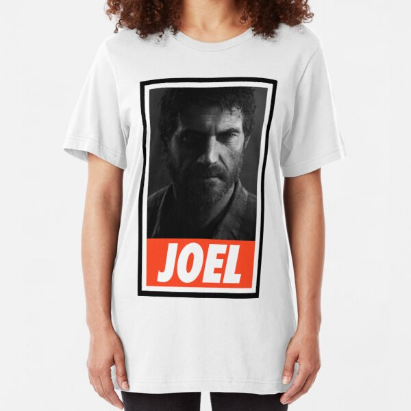 "The Last Of Us ""Obey Joel"" Slim Fit T-Shirt"