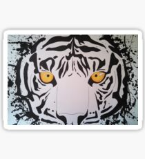 Ink Tiger Sticker