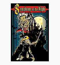 Symphony of the Night Photographic Print