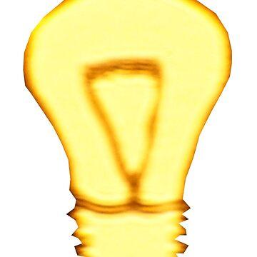 Golden Idea by marialberg
