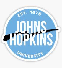 Johns Hopkins - Style 29 Sticker