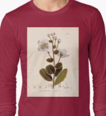 Nova genera et species plantarum V1 V3 Plates Karl Friedrich Philipp von Martius 1834 073 Long Sleeve T-Shirt