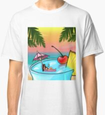 blue hawaii Classic T-Shirt