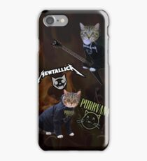 Band Cats iPhone Case/Skin