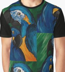 Macaws | Endangered Faces Graphic T-Shirt