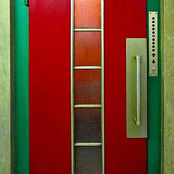 Elevator Door  by ethna
