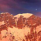 Sunrise over Aoraki / Mount Cook. 2 by Alex Preiss
