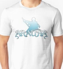 Araura Vagabond Silhouette Unisex T-Shirt