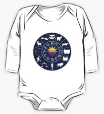 Astrological Signs One Piece - Long Sleeve