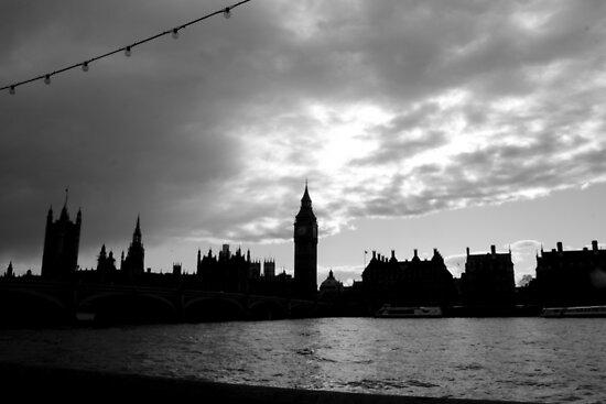 London, skyline by giadabucciante