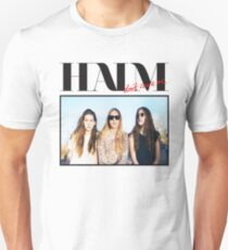 Haim The Band - Don't Save Me Unisex T-Shirt