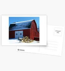 Out on the Farm Postcards