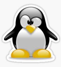 tux penguin  Sticker