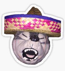 Señor Suave Sticker