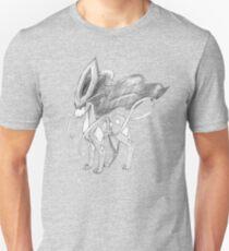 Suicune in pencil Unisex T-Shirt