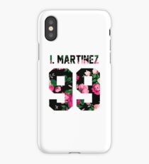 Ivan Martinez - Colorful Flowers iPhone Case/Skin