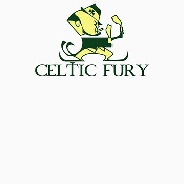 Celtic Fury by shcott