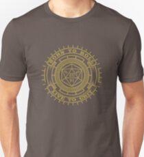 D20 Badge Unisex T-Shirt