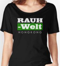 RWB HONGKONG Women's Relaxed Fit T-Shirt