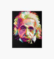 Lámina de exposición Einstein