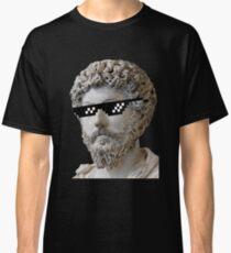 Marcus Aurelius - Deal with it Classic T-Shirt