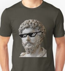 Marcus Aurelius - Deal with it T-Shirt