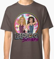 Disco Sisters Classic T-Shirt