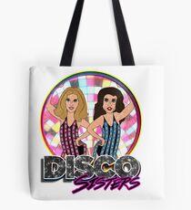 Disco Sisters Tote Bag