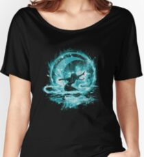 water storm Women's Relaxed Fit T-Shirt