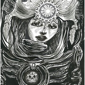 Amaterasu  by JosieBaldwin