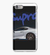 Supra twin turbo  iPhone Case/Skin
