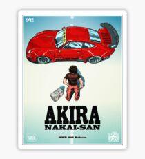 rwb Akira Sticker